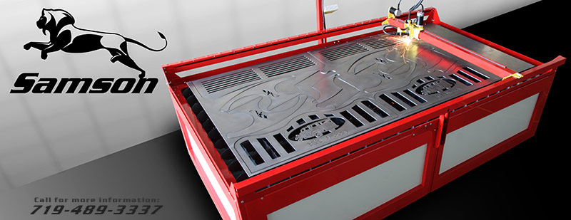 CNC Plasma Cutting Table Specifications